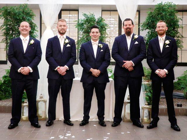 Ashley and John's Wedding in Indianapolis, Indiana 13