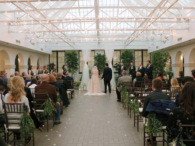 Ashley and John's Wedding in Indianapolis, Indiana 14