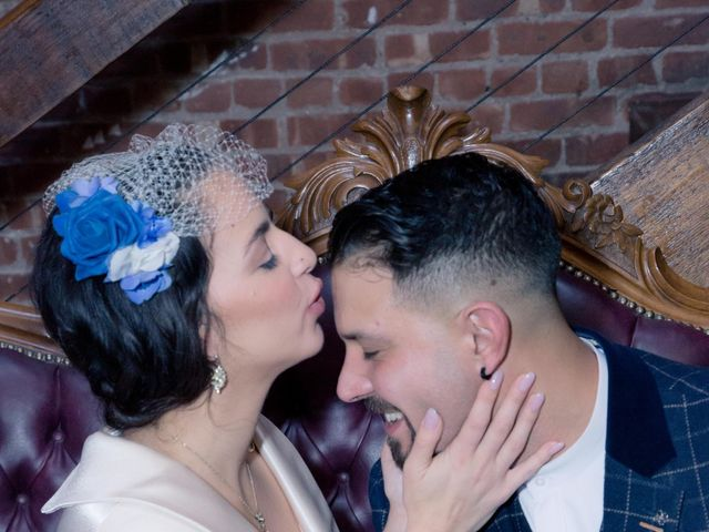 Andrew and Allie's Wedding in Jersey City, New Jersey 4