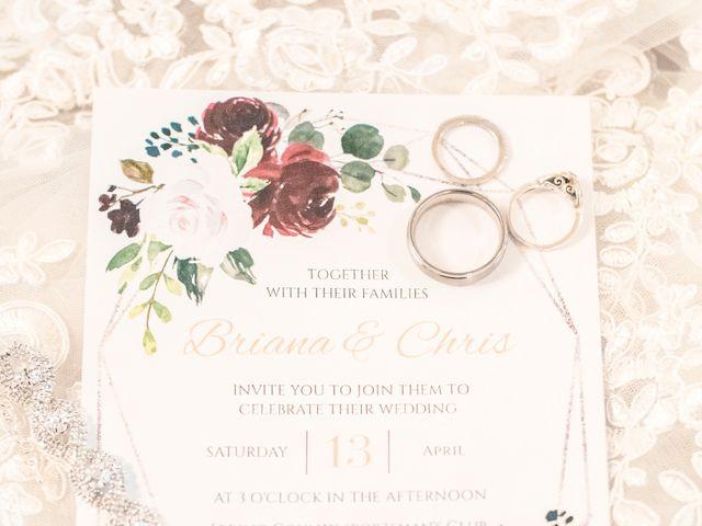 Chris and Briana's Wedding in Fresno, California 3