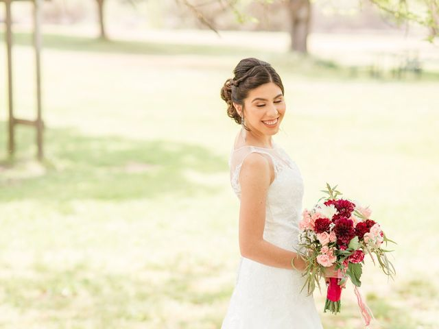 Chris and Briana's Wedding in Fresno, California 13