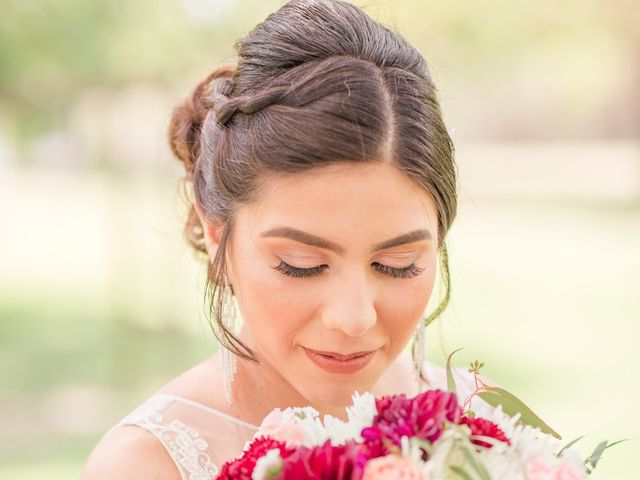 Chris and Briana's Wedding in Fresno, California 16