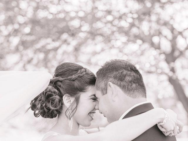 Chris and Briana's Wedding in Fresno, California 18