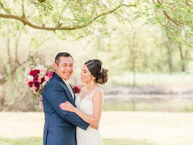 Chris and Briana's Wedding in Fresno, California 20