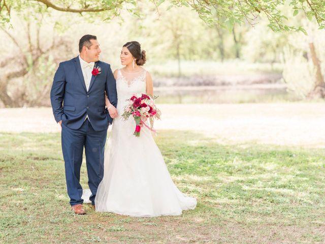 Chris and Briana's Wedding in Fresno, California 22