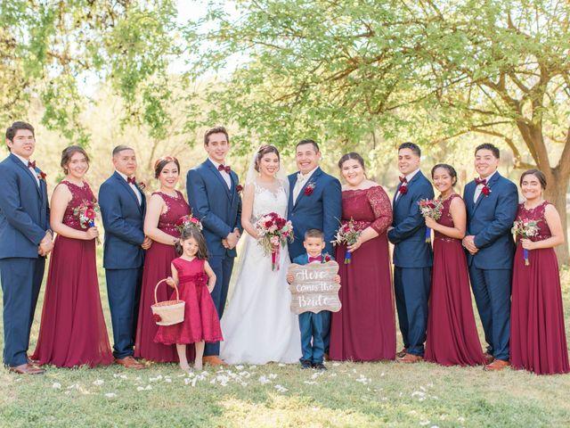 Chris and Briana's Wedding in Fresno, California 26