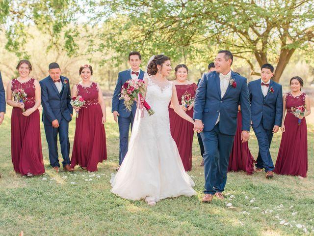 Chris and Briana's Wedding in Fresno, California 27