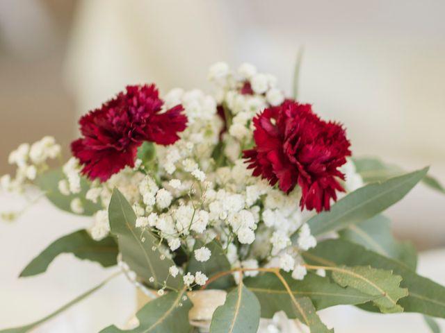Chris and Briana's Wedding in Fresno, California 35