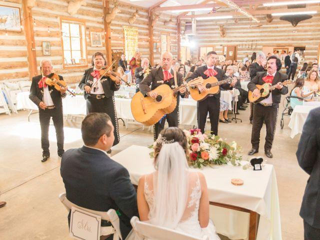 Chris and Briana's Wedding in Fresno, California 40