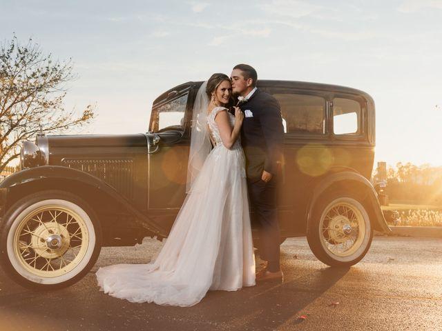 Gigi and Ian's Wedding in Yorkville, Illinois 1
