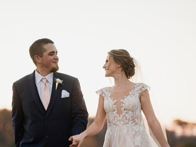 Gigi and Ian's Wedding in Yorkville, Illinois 6