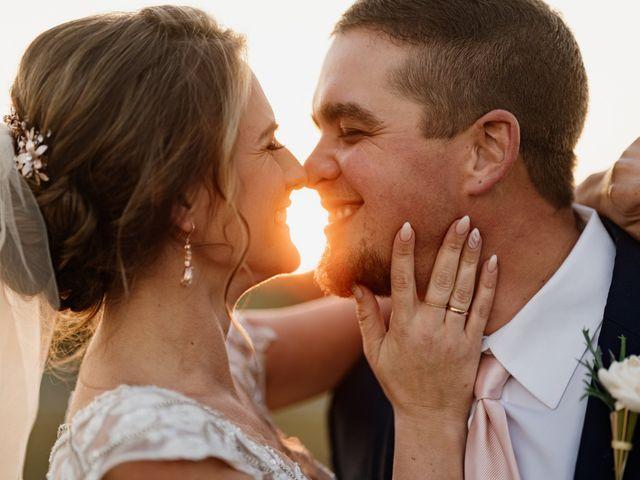 Gigi and Ian's Wedding in Yorkville, Illinois 10