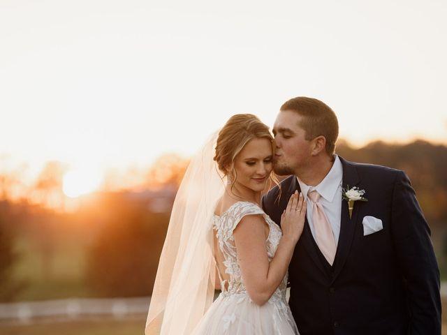Gigi and Ian's Wedding in Yorkville, Illinois 11