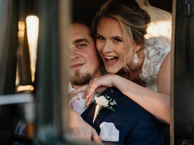 Gigi and Ian's Wedding in Yorkville, Illinois 13