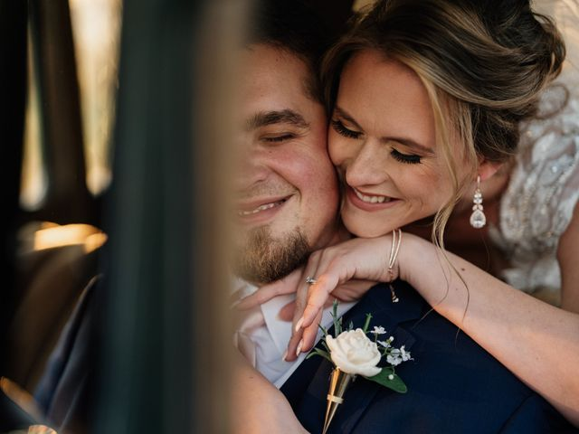 Gigi and Ian's Wedding in Yorkville, Illinois 14