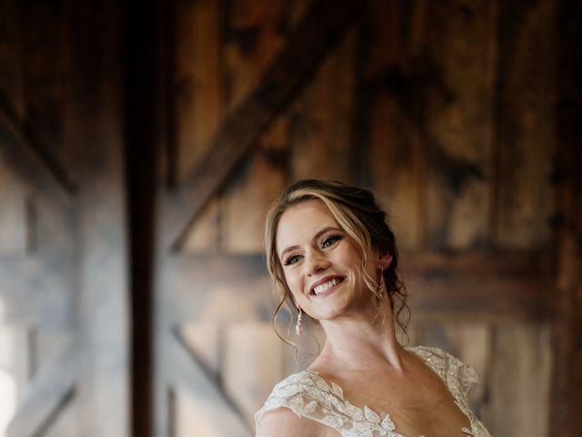 Gigi and Ian's Wedding in Yorkville, Illinois 16