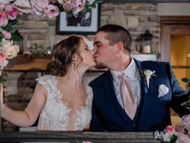 Gigi and Ian's Wedding in Yorkville, Illinois 23