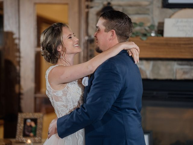 Gigi and Ian's Wedding in Yorkville, Illinois 30