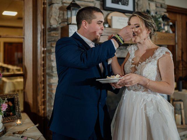Gigi and Ian's Wedding in Yorkville, Illinois 32