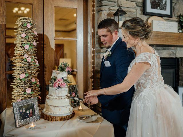 Gigi and Ian's Wedding in Yorkville, Illinois 33
