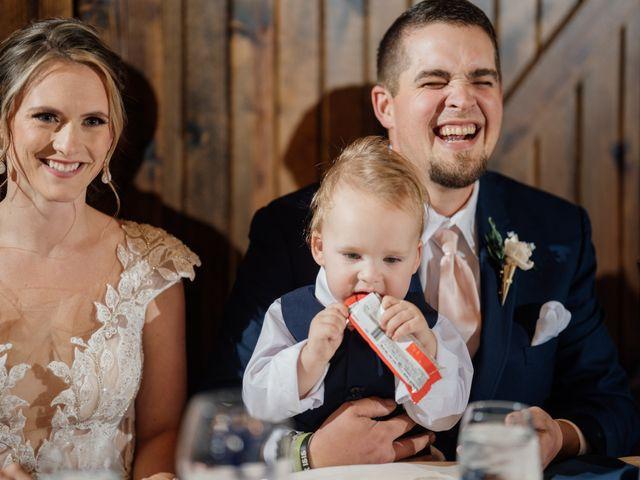Gigi and Ian's Wedding in Yorkville, Illinois 36