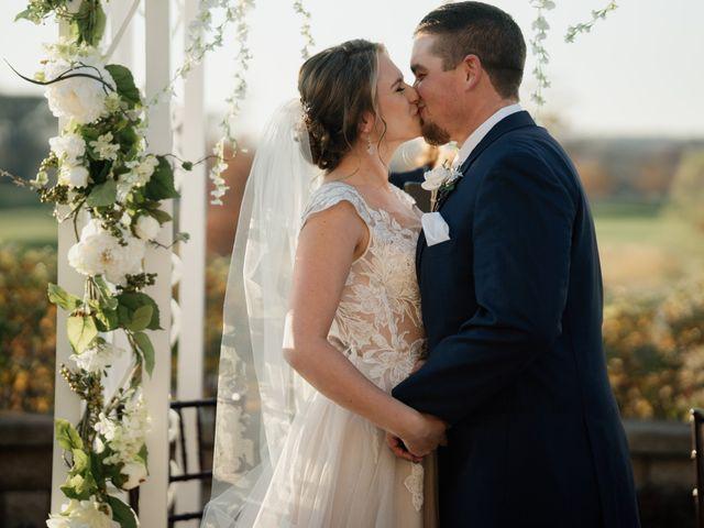Gigi and Ian's Wedding in Yorkville, Illinois 38