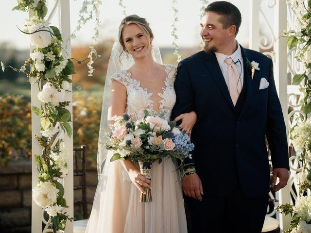 Gigi and Ian's Wedding in Yorkville, Illinois 39