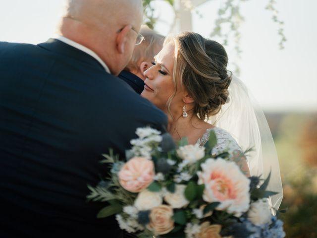 Gigi and Ian's Wedding in Yorkville, Illinois 41