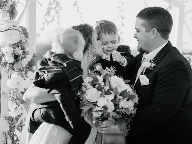 Gigi and Ian's Wedding in Yorkville, Illinois 43