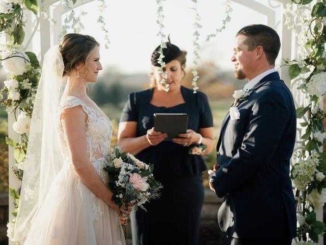 Gigi and Ian's Wedding in Yorkville, Illinois 46