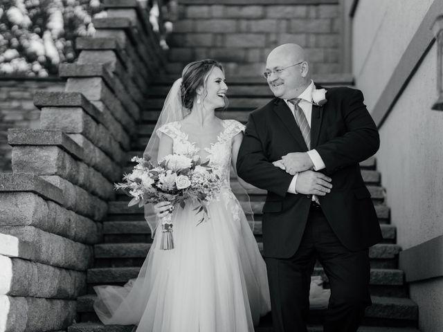 Gigi and Ian's Wedding in Yorkville, Illinois 48