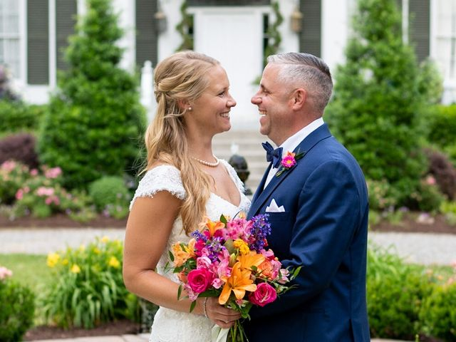 Charlcie and Mike's Wedding in Maysville, North Carolina 9