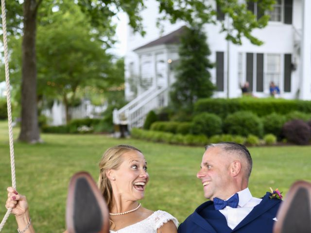 Charlcie and Mike's Wedding in Maysville, North Carolina 17