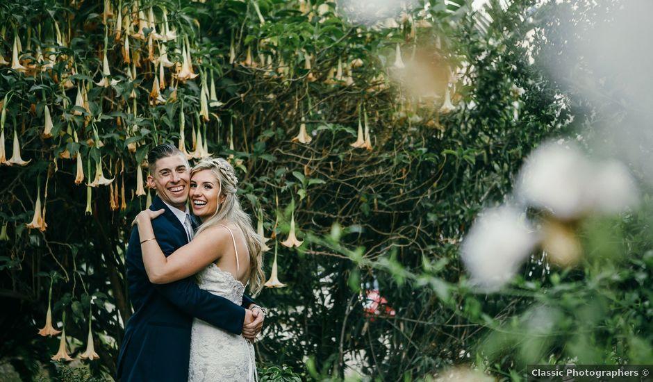 Marcus and Kristin's Wedding in Piru, California