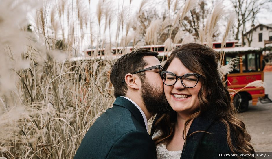 Andrew and Jacalyne's Wedding in Toledo, Ohio