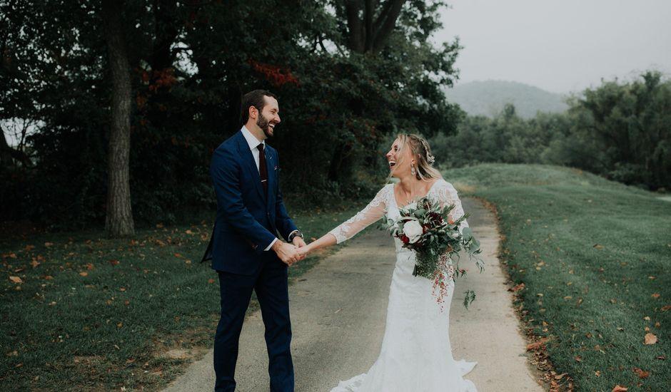 Peter and Samantha's Wedding in Phillipsburg, New Jersey