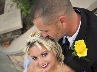 The wedding of Becki and Glenn 3