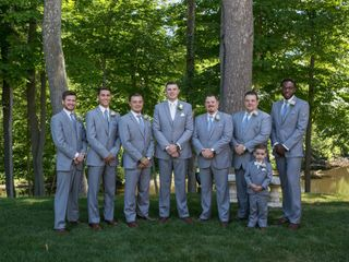 The wedding of Holly and Dan 3