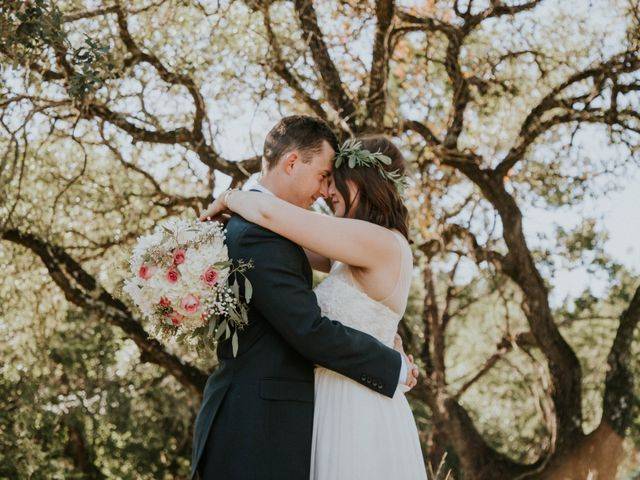 The wedding of Kailey and Jarrod