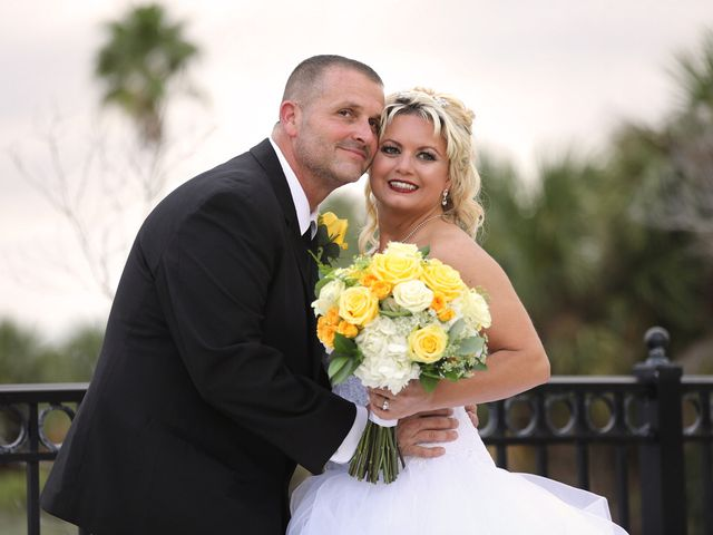 Glenn and Becki's Wedding in Ormond Beach, Florida 2