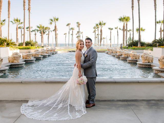 The wedding of Ligia and Daniel