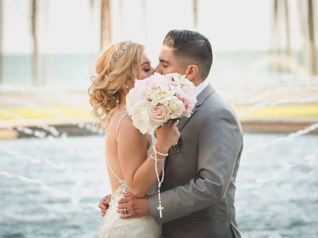 Daniel and Ligia's Wedding in Huntington Beach, California 6