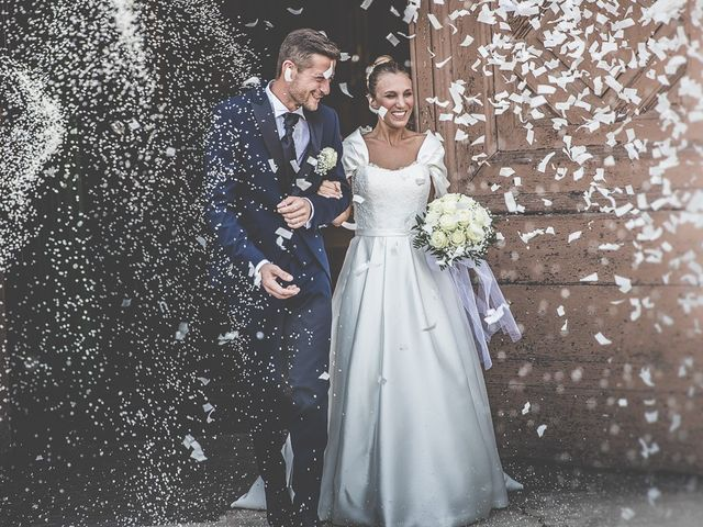 The wedding of Silvia and Alessandro