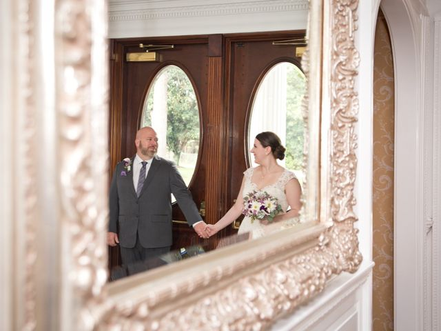 Andrew and Alyssa's Wedding in Simpsonville, South Carolina 1