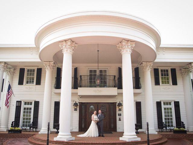 Andrew and Alyssa's Wedding in Simpsonville, South Carolina 2