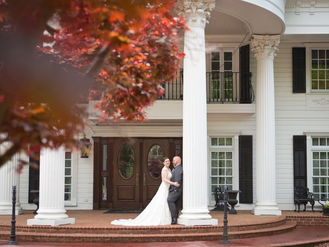 Andrew and Alyssa's Wedding in Simpsonville, South Carolina 3