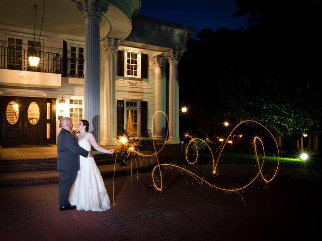 Andrew and Alyssa's Wedding in Simpsonville, South Carolina 4