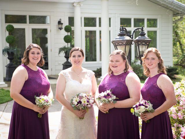 Andrew and Alyssa's Wedding in Simpsonville, South Carolina 6
