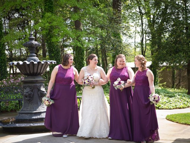 Andrew and Alyssa's Wedding in Simpsonville, South Carolina 7