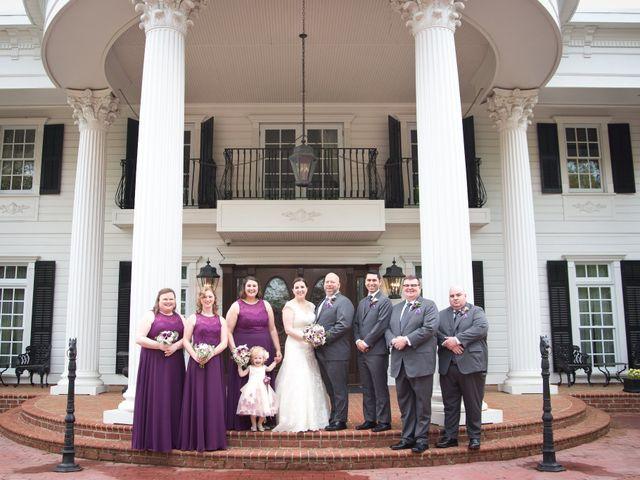 Andrew and Alyssa's Wedding in Simpsonville, South Carolina 8